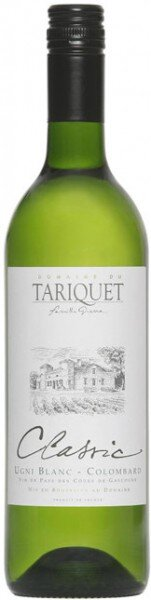 Вино Domaine du Tariquet Classic Cotes de Gascogne VDP 2009