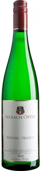 Вино Selbach-Oster, Riesling Qualitatswein Trocken, 2015