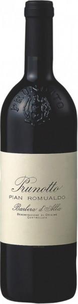 "Вино Prunotto, Barbera d'Alba DOC ""Pian Romualdo"", 2002"