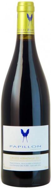 """Вино Cuvee """"Papillon"""", Crozes Hermitage AOC, 2011"""