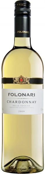 Вино Folonari Chardonnay delle Venezie IGT, 2009