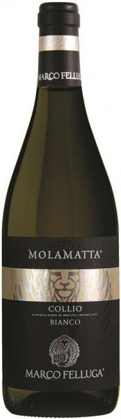 "Вино ""Molamatta"" Collio Bianco DOC, 2012"
