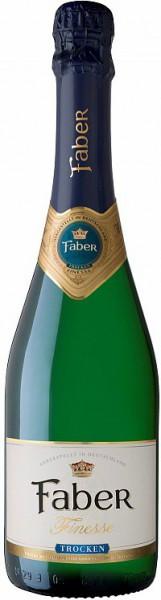 "Игристое вино ""Faber"" Finesse dry"
