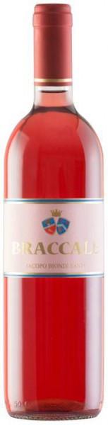 "Вино Jacopo Biondi Santi, ""Braccale"" Rosato, 2011"