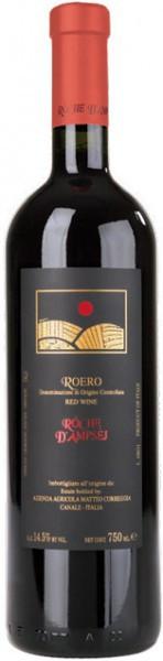 """Вино Matteo Correggia, """"Roche d'Ampsej"""", Roero DOC, 2005"""