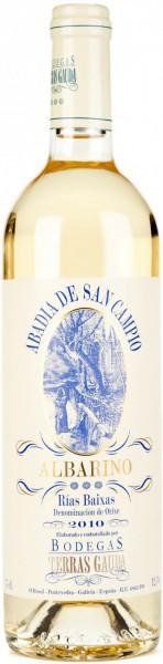 Вино Abadia de San Campio, 2010