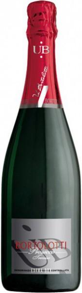 Игристое вино Umberto Bortolotti Prosecco Treviso Extra Dry DOC