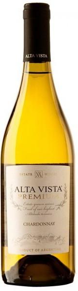 "Вино Alta Vista, ""Premium"" Chardonnay, 2013"