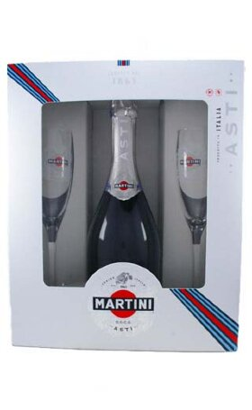 Асти Martini Asti with two glaces 0.75л