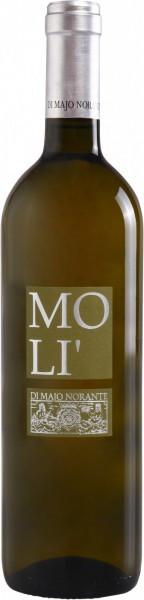 "Вино ""Moli"" Bianco, Terre Degli Osci IGT, 2015"