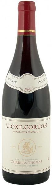 Вино Charles Thomas, Aloxe-Corton AOC, 2012