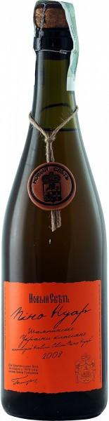 Игристое вино Novy Svet, Pinot Noir semi-dry
