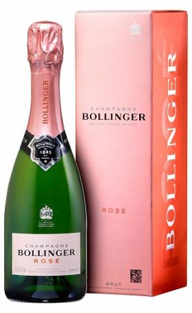 Шампанское Bollinger Rose Brut 0.75л
