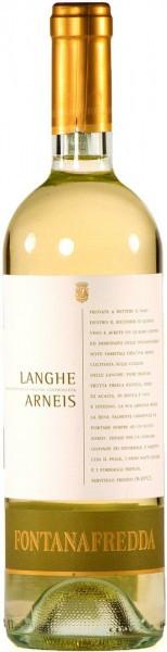 Вино Fontanafredda, Arneis, Langhe DOC, 2013