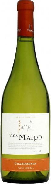 Вино Vina Maipo, Chardonnay, 2013