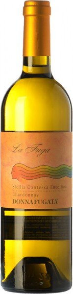 Вино La Fuga Chardonnay Contessa Entellina DOC 2009