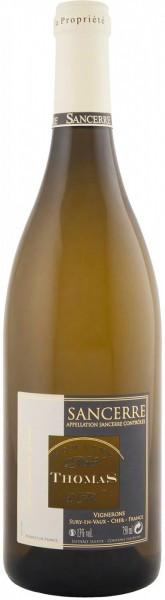 Вино Domaine Michel Thomas & Fils, Sancerre AOC Blanc, 2015