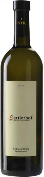 "Вино Sattlerhof, ""Sernauberg"" Sauvignon Blanc, 2015"