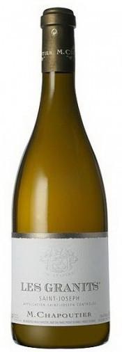 Вино Saint-Joseph Les Granits Blanc, 2006