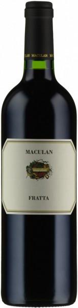 "Вино Maculan, ""Fratta"", 2013"