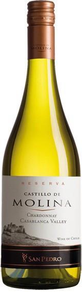 """Вино """"Castillo de Molina"""" Chardonnay Reserva, 2012"""