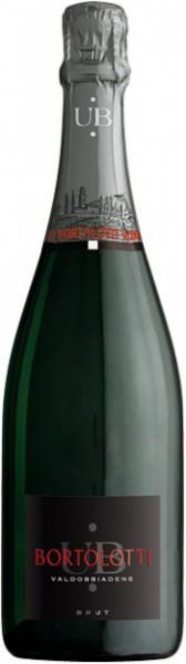 Игристое вино Umberto Bortolotti, Prosecco di Valdobbiadene Brut