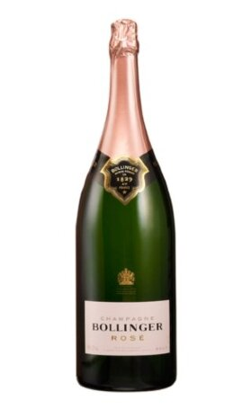 Шампанское Bollinger Rose Brut 1.5л
