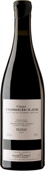 "Вино Mas Martinet, ""Cami Pesseroles"", Priorat DOQ, 2006"