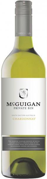 "Вино McGuigan, ""Private Bin"" Chardonnay, 2011"