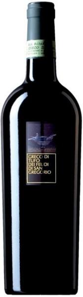 Вино Feudi di San Gregorio, Greco di Tufo DOCG, 2011
