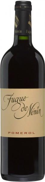 "Вино ""Fugue de Nenin"", Pomerol AOC, 2010"