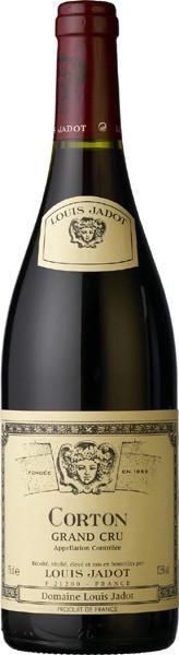 Вино Louis Jadot Corton Grand Cru AOC, 2004