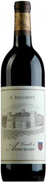 """Вино Castello Di Amorosa, """"IL Brigante"""", 2009"""