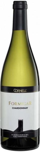 "Вино Alto Adige Cornell Chardonnay ""Formigar"" DOC, 2011, 1.5 л"
