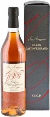 Арманьяк Baron G. Legrand VSOP Bas Armagnac, 0.7 л