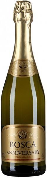 "Игристое вино ""Bosca Anniversary"" Sweet, Gold Label"