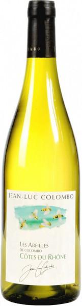 """Вино """"Les Abeilles de Colombo"""" Blanc, Cotes du Rhone, 2013"""
