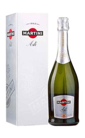 Асти Martini Asti gift box 1.5л