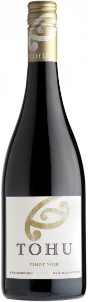 Вино Tohu, Pinot Noir, Marlborough, 2014
