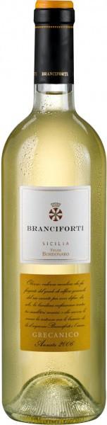 """Вино Firriato, """"Branciforti"""" White, Sicilia IGT, 2014"""