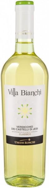 """Вино """"Villa Bianchi"""", Verdicchio Classico dei Castelli di Jesi DOC, 2015"""