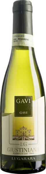 """Вино Gavi del Comune di Gavi """"Lugarara"""", 2014, 0.375 л"""