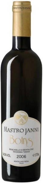 """Вино Mastrojanni, """"Botrys"""", Moscadello di Montalcino DOC, 2006, 0.375 л"""