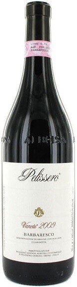 """Вино Pelissero, """"Vanotu"""", Barbaresco DOCG, 2009"""