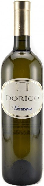 Вино Dorigo Chardonnay, Colli Orientali del Friuli DOC 2008