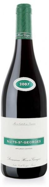 Вино Domaine Henry Gouges, Nuits-Saint-Georges AOC 2007
