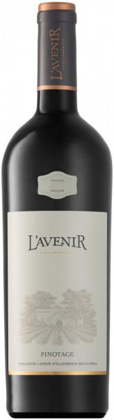 """Вино L'Avenir, """"Provenance"""" Pinotage, 2013"""