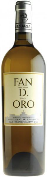 """Вино Arzuaga Navarro, """"Fan D'Oro"""", 2012"""