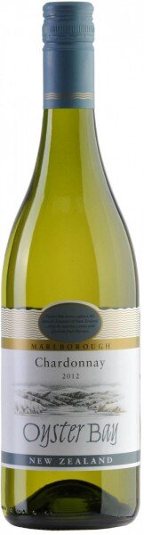 Вино Oyster Bay, Marlborough Chardonnay, 2012