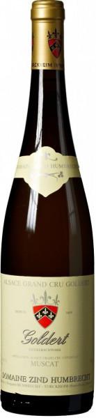 """Вино Zind-Humbrecht, Muscat """"Goldert"""", Alsace Grand Cru AOC, 2009"""